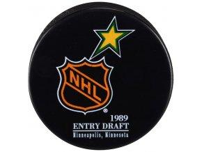 Puk 1989 NHL Entry Draft Minnesota