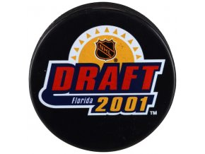 Puk 2001 NHL Entry Draft Florida