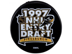 Puk 1997 NHL Entry Draft Pittsburgh