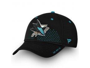 Dětská Kšiltovka San Jose Sharks 2018 NHL Draft
