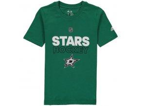 Dětské Tričko Dallas Stars Adidas Authentic Ice