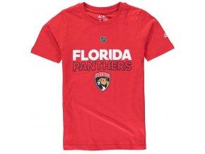 Dětské Tričko Florida Panthers Adidas Authentic Ice