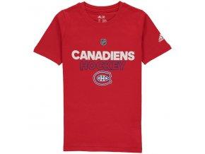Dětské Tričko Montreal Canadiens Adidas Authentic Ice