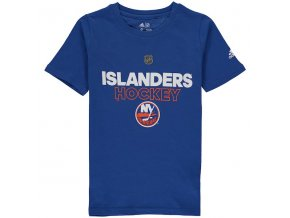 Dětské Tričko New York Islanders Adidas Authentic Ice