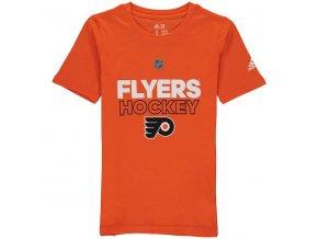 Dětské Tričko Philadelphia Flyers Adidas Authentic Ice