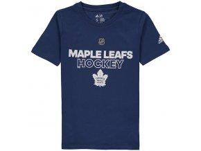 Dětské Tričko Toronto Maple Leafs Adidas Authentic Ice