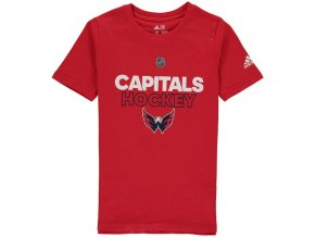 Dětské Tričko Washington Capitals Adidas Authentic Ice