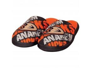 Dětské pantofle Anaheim Ducks Digital Print
