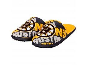 Dětské pantofle Boston Bruins Digital Print