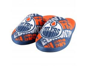 Dětské pantofle Edmonton Oilers Digital Print