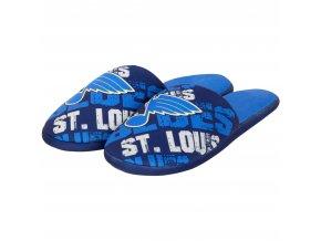 Dětské pantofle St. Louis Blues Digital Print