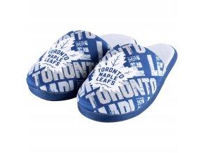 Dětské pantofle Toronto Maple Leafs Digital Print