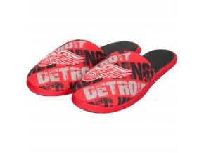 Pantofle Detroit Red Wings Digital Print
