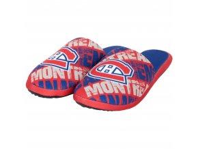 Pantofle Montreal Canadiens Digital Print