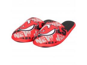 Pantofle New Jersey Devils Digital Print