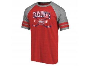 Tričko Montreal Canadiens Line Shift Tri-Blend