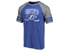 Tričko Tampa Bay Lightning Line Shift Tri-Blend