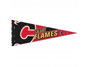 Vlajka Calgary Flames Premium Pennant