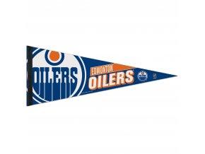 Vlajka Edmonton Oilers Premium Pennant