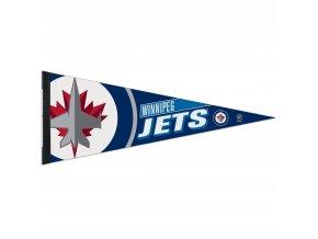 Vlajka Winnipeg Jets Premium Pennant