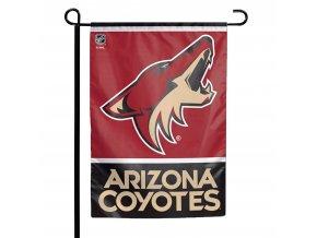 Vlajka Arizona Coyotes Garden Flag