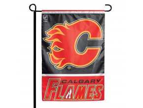 Vlajka Calgary Flames Garden Flag