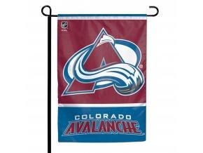 Vlajka Colorado Avalanche Garden Flag
