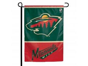 Vlajka Minnesota Wild Garden Flag