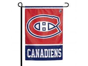 Vlajka Montreal Canadiens Garden Flag