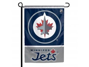 Vlajka Winnipeg Jets Garden Flag