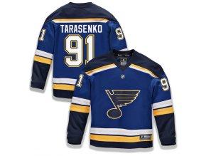 Dětský Dres #91 Vladimir Tarasenko St. Louis Blues Replica Home Jersey