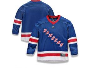 Dětský Dres New York Rangers Replica Home Jersey