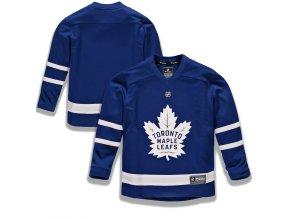 Dětský Dres Toronto Maple Leafs Replica Home Jersey