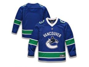 Dětský Dres Vancouver Canucks Replica Home Jersey