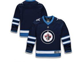 Dětský Dres Winnipeg Jets Replica Home Jersey