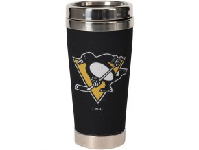 Termohrnek Pittsburgh Penguins Primary Logo Neoprene Tumbler