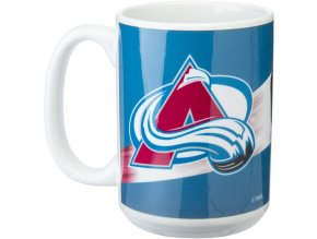 Hrnek Colorado Avalanche 3D Graphic Mug