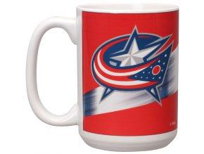Hrnek Columbus Blue Jackets 3D Graphic Mug