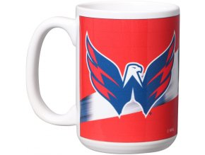 Hrnek Washington Capitals 3D Graphic Mug