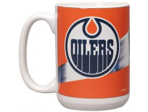 Hrnek Edmonton Oilers 3D Graphic Mug