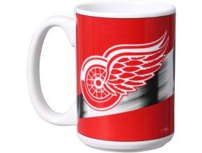 Hrnek Detroit Red Wings 3D Graphic Mug