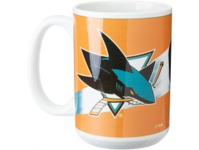 Hrnek San Jose Sharks 3D Graphic Mug