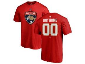 Tričko Florida Panthers Custom Team Authentic