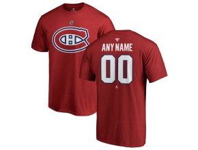 Tričko Montreal Canadiens Custom Team Authentic