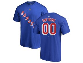 Tričko New York Rangers Custom Team Authentic