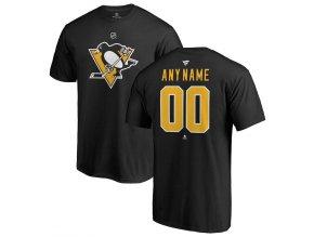 Tričko Pittsburgh Penguins Custom Team Authentic