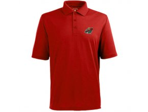 Tričko Minnesota Wild Pique Xtra-Lite Polo Red