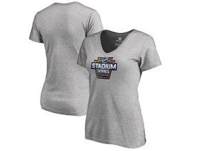 Dámské Tričko 2019 NHL Stadium Series Event Logo