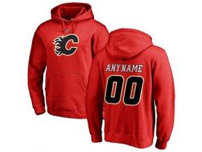 Mikina Calgary Flames Custom Team Authentic