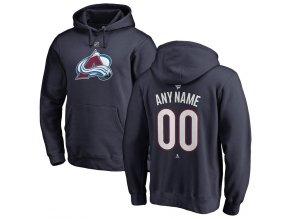 Mikina Colorado Avalanche Custom Team Authentic